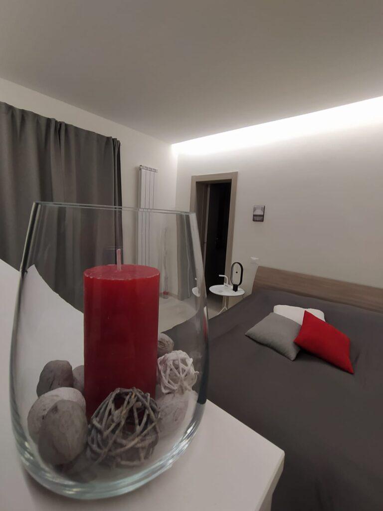 Dettaglio room suite 2